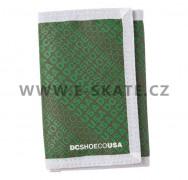 Peněženka DC Ripstop 5 Tri-Fold Wallet Black Kelly Green df5ee8796e