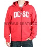 Mikina pánská DC Shockgoth Athletic Red e07e11a8dc