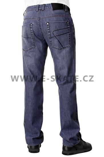 Kalhoty pánské Funstorm ANTON Jeans Indigo Used  7a0c3ee72b