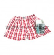 Trenky Funstorm AU-01233 Boxer Shorts Red SP13