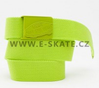 Pásek Vans Deppster Web Belt - Lime Punch SP13