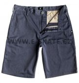 Kraťase pánské DC WORKER SHORT - HEATHER DC NAVY SP13