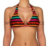 Plavky Reef Lilha Halter Top - Ebony SP12
