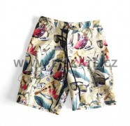 Plavky C1RCA South Beach Boardshort