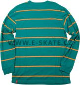 Triko Foursquare LS1 Heather Stripes